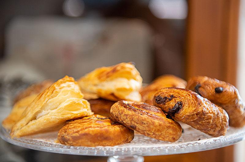 colazione dolce B&B Firenze Canto degli Aranci